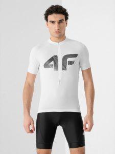 Pánske cyklistické šortky a tričko - 4F